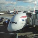 British Airways World Traveller Plus