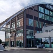 Hilton at the Ageas Bowl, Southampton, UK