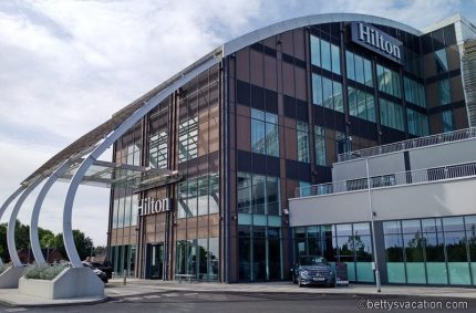 Hilton at the Ageas Bowl, Southampton, UK