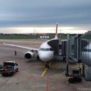 SWISS Business Class A319: Zürich-Hannover