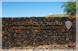 Pu'ukohola Heiau National Historic Site, Hawai'i