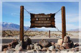 Manzanar National Historic Site, Kalifornien
