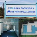 Franklin D. Roosevelt's Historic Pools and Springs, Warm Springs, Georgia