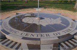 Geografisches Zentrum der USA, Belle Fourche, South Dakota