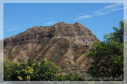 Diamond Head State Monument, Hawai'i