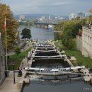 Ottawa Locks, Rideau Canal, Ottawa, Ontario