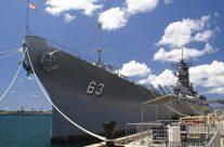Battleship Missouri, Pearl Harbor, Oahu