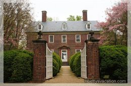 Berkeley Plantation, Virginia