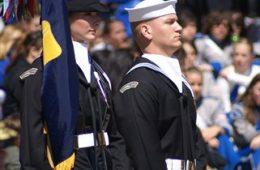 Zu Besuch bei der amerikanischen Marine, Teil 1