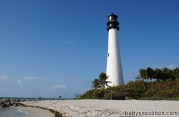 Cape Florida Lighthouse & Bill Baggs SP