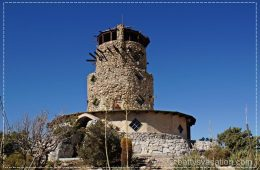 Desert View Tower, Jacumba, Kalifornien