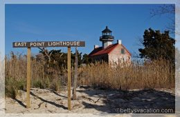 East Point Lighthouse, New Jersey