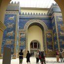 Das Ischtar Tor und die Prozessionsstraße von Babylon