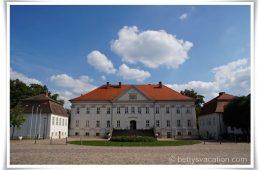 Schloss Hohenzieritz, Mecklenburg-Vorpommern