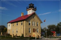 1860 Lighthouse & Light Station Museum, Wisconsin